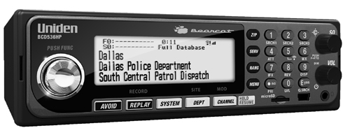50 radio police scanner android